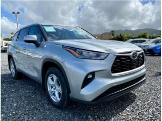Toyota, Highlander 2020  Puerto Rico