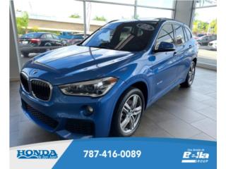 BMW X1 M Package 2019 , BMW Puerto Rico