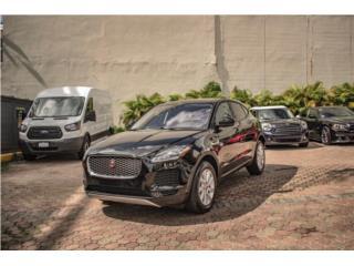Jaguar Puerto Rico Jaguar, E-PACE 2019