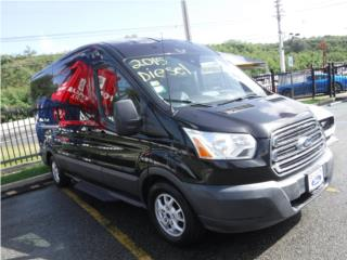 TRANSIT CONNECT XLT PASAJERO! , Ford Puerto Rico