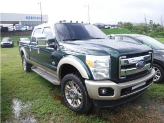 Ford, F-250 Pick Up 2011, Transit Cargo Van Puerto Rico
