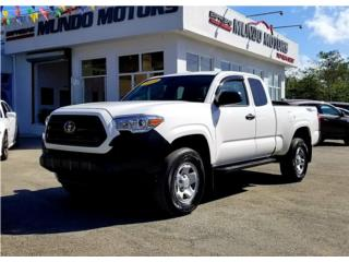 TACOMA TRD SPORT PRE-OWNED , Toyota Puerto Rico
