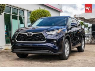 Toyota, Highlander 2020, Rav4 Puerto Rico