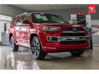 RAV4 LIMITED 2019  , Toyota Puerto Rico