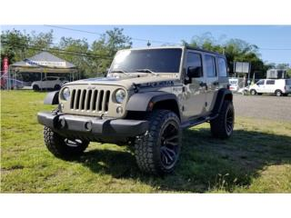 Wrangler unlimited 2014 , Jeep Puerto Rico