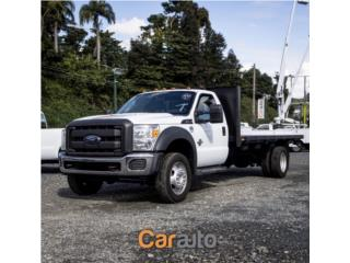 Ford Puerto Rico Ford, F-500 series 2014