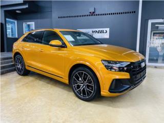Audi, Audi Q8 2019  Puerto Rico