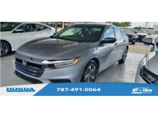 Honda Puerto Rico Honda, Insight 2019
