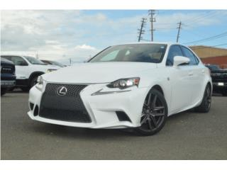 IS 300 F-SPORT DESDE 0.98%APR! , Lexus Puerto Rico