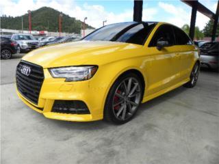 Audi Puerto Rico Audi, Audi S3 2017