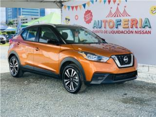 Nissan Kicks SV 2019 GANGA , Nissan Puerto Rico