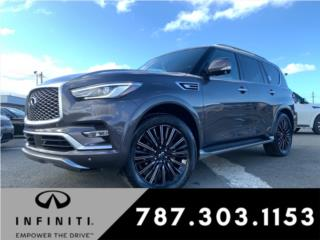 QX 80 LUXE 4WD PRO-ASSIST , Infiniti Puerto Rico