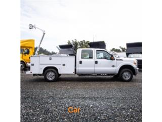 Ford, F-250 Pick Up 2012  Puerto Rico