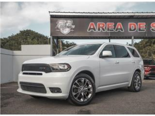 Dodge, Durango 2018, Journey Puerto Rico