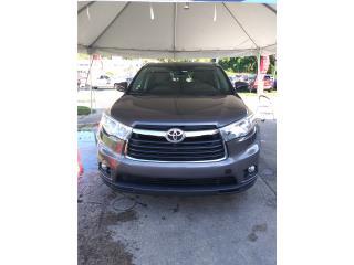 Toyota, Highlander 2016, Highlander Puerto Rico