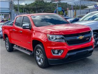 Chevrolet Puerto Rico Chevrolet, Colorado 2017