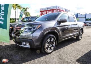 Honda, Ridgeline 2018, Toyota Puerto Rico