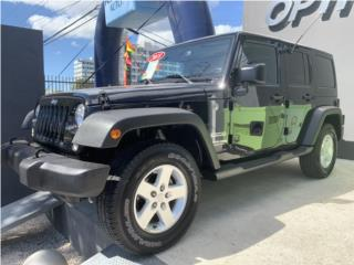 Jeep Grand Cherokee Summit 2017 , Jeep Puerto Rico