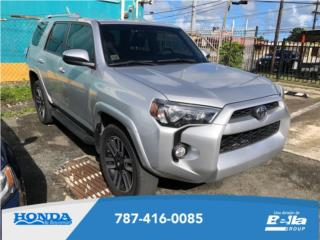 Toyota, 4Runner 2016  Puerto Rico