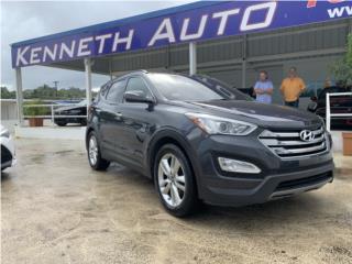 Hyundai Puerto Rico Hyundai, Santa Fe 2016