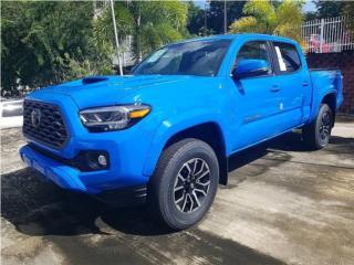 Toyota, Tacoma 2020, Mercury Puerto Rico