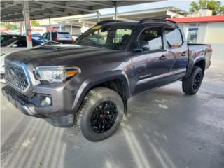 2020 TOYOTA TACOMA TRD SPORT 4x4 - Silver , Toyota Puerto Rico