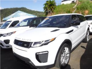 RANGE ROVER HSE 47,000 MILLAS , LandRover Puerto Rico