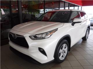Toyota, Highlander 2020