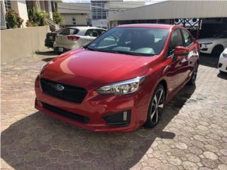 Subaru, Impreza 2018, Impreza Puerto Rico