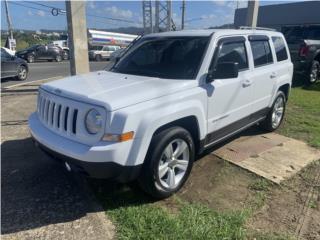 Jeep Puerto Rico Jeep, Patriot 2016