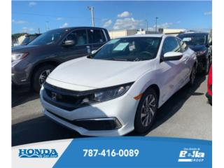 HONDA CIVIC EX 2017 EQUIPADO !!! , Honda Puerto Rico