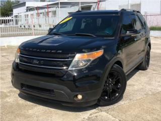 FORD EXPLORER XLT 2013 , Ford Puerto Rico