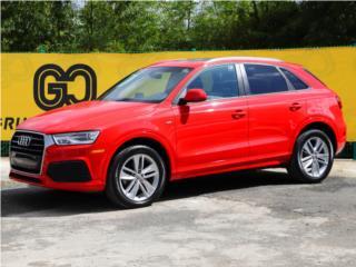 Audi, Audi Q3 2018  Puerto Rico