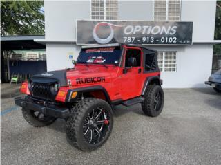 Jeep, Wrangler 2005, Renegade Puerto Rico