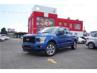 Ford F-150 2020 STX-S iconic silver , Ford Puerto Rico