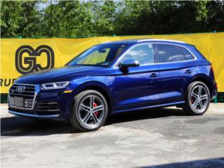 Audi, Audi Q5 2018, Audi Q3 Puerto Rico