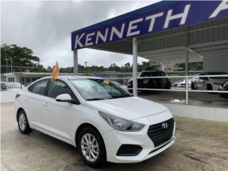 Hyundai, Accent 2019  Puerto Rico