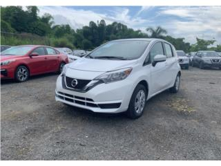 Nissan Versa 2020 desde 16895 , Nissan Puerto Rico