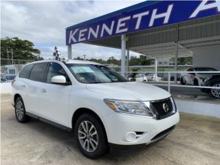 2015 Nissan Rogue -  White , Nissan Puerto Rico