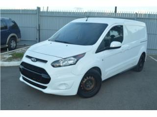 Ford Puerto Rico Ford, Transit Connect 2015