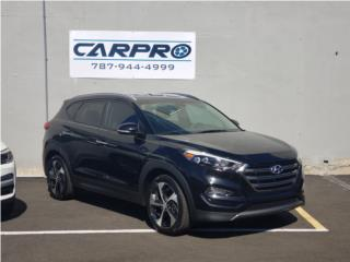 Hyundai Puerto Rico Hyundai, Tucson 2016