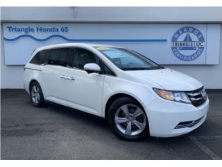 Honda, Odyssey 2014  Puerto Rico