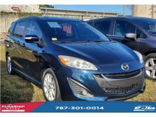 Mazda, Mazda 5 2015, Mazda 3 Puerto Rico