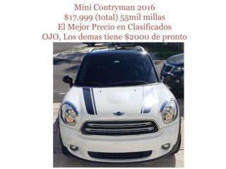 MINI  Puerto Rico MINI , Cooper Countryman 2016