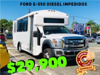 Ford Puerto Rico Ford, E-450 Van 2012