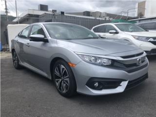 Honda Civic Hatch Back 2017 / Sunroof  , Honda Puerto Rico