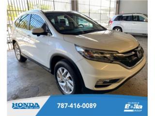 HONDA CRV LX 2019 TODOS LOS COLORES , Honda Puerto Rico
