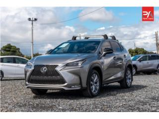 Lexus, NX 2015, Lexus GS Puerto Rico