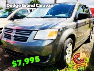 Dodge Puerto Rico Dodge, Grand Caravan 2012