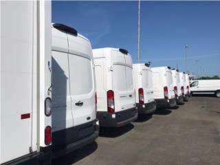 Ford, Transit Cargo Van 2019, Jaguar Puerto Rico